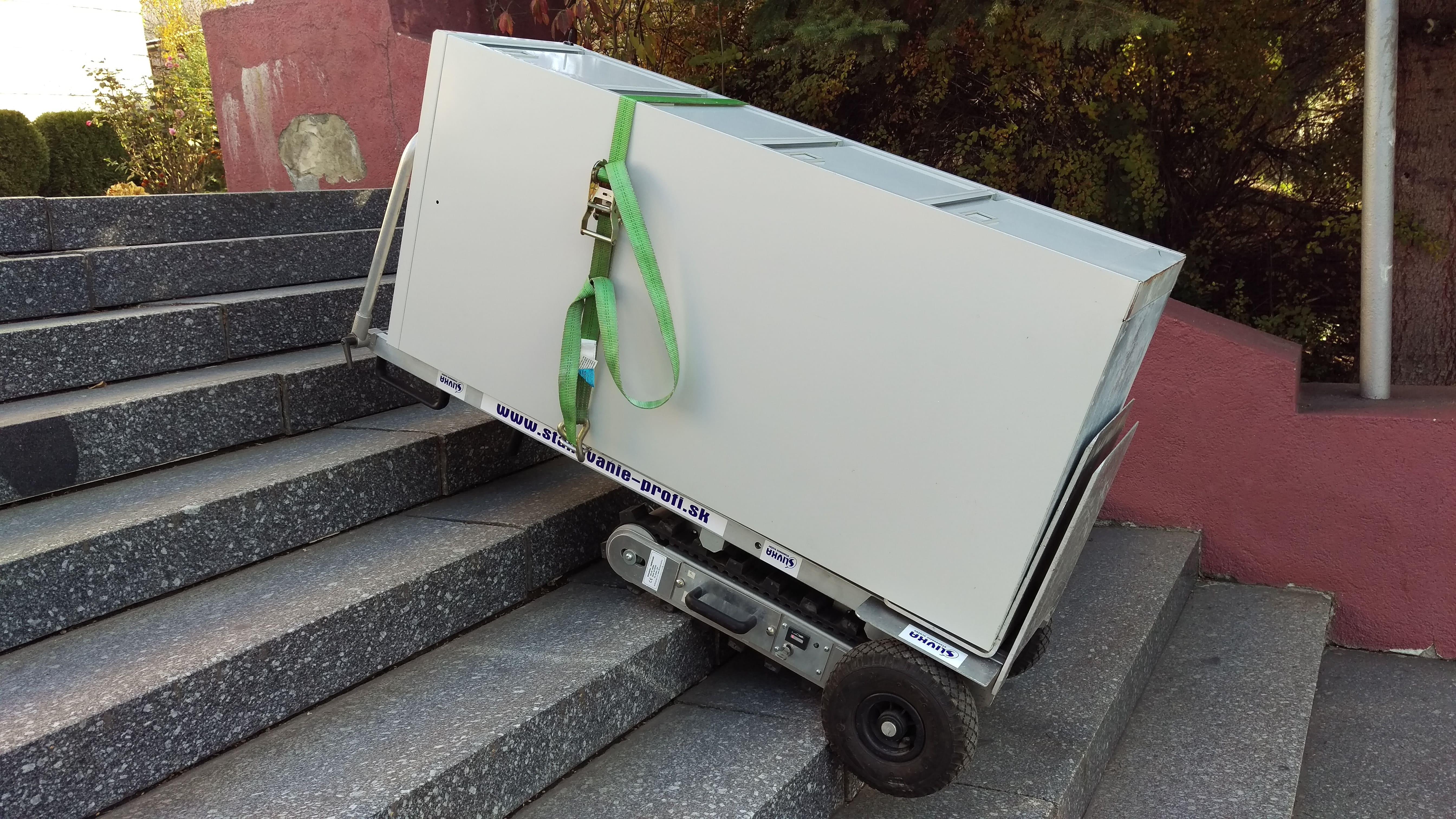 e11623a1c Uvedený schodolez vlastníme ako jediná spoločnosť v SR a tým sa stávame  lídrom v oblasti sťahovania na Slovensku. Naše ďalšie schodolezy, ktoré  používame ...